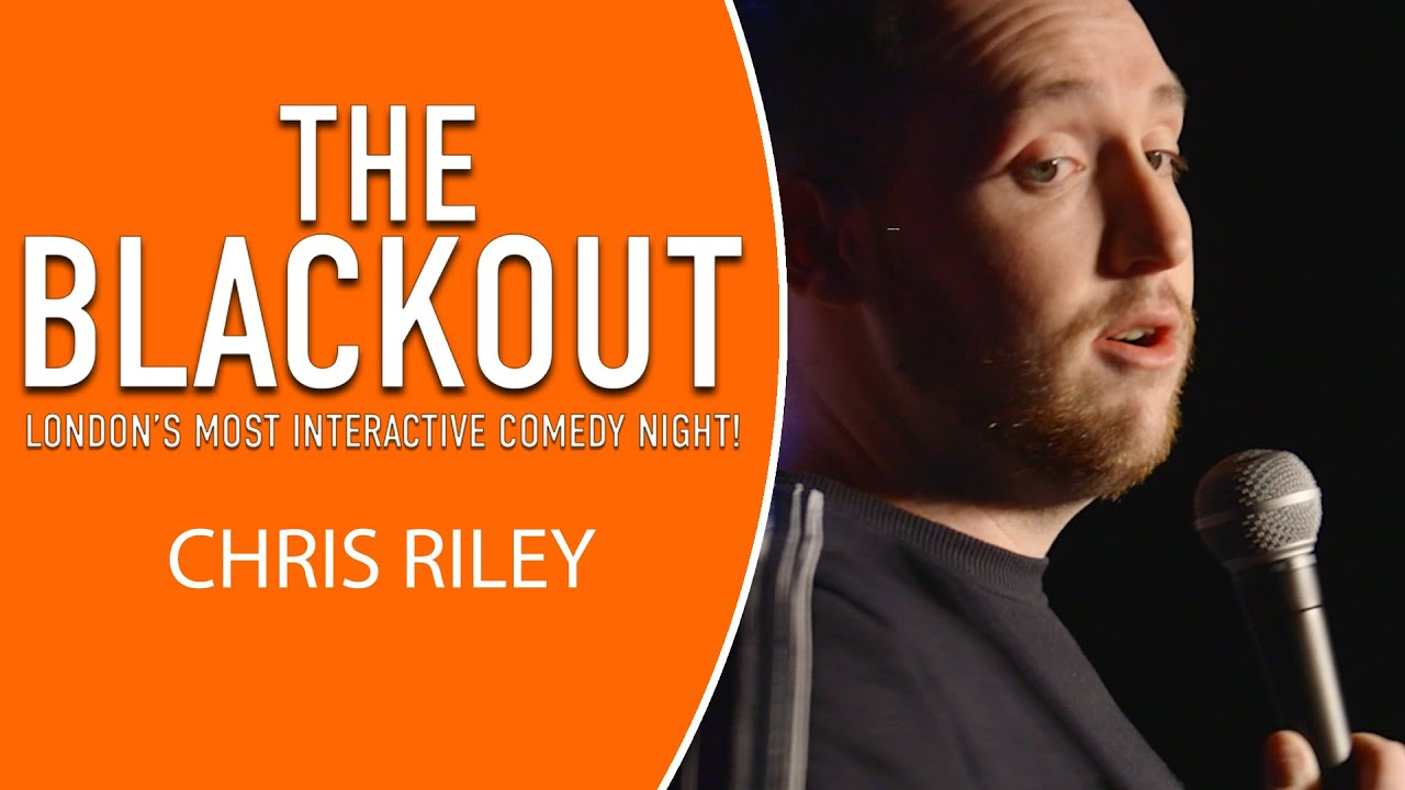 The Blackout – Chris Riley – Comedian – Stand Up