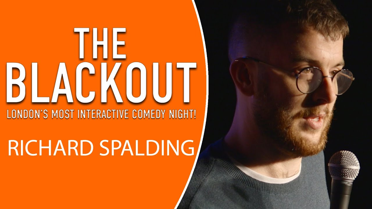 The Blackout – HAD ENOUGH FINGERING – Richard Spalding –