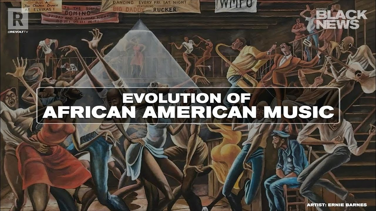 The Evolution Of African-American Music