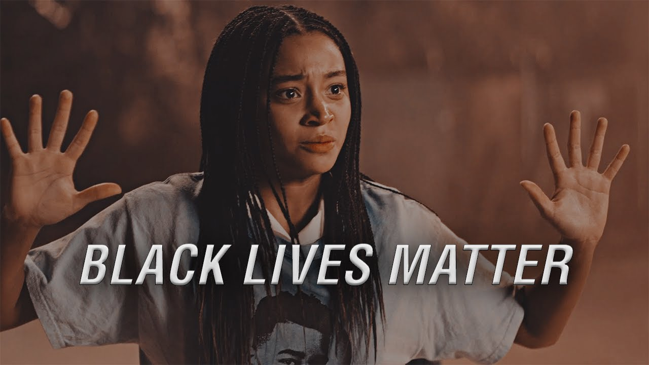 The Hate U Give #BlackLivesMatter