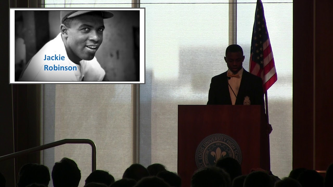 The History of Black Athletes at SLUH: Struggle and Achievement