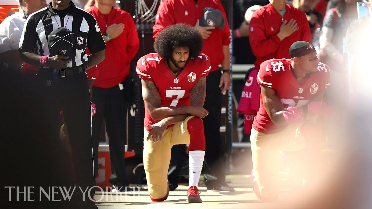 The History of Black Protest in Sports | The New