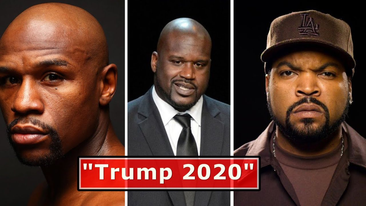 These 15 Black Celebrities Are Voting for Donald Trump in