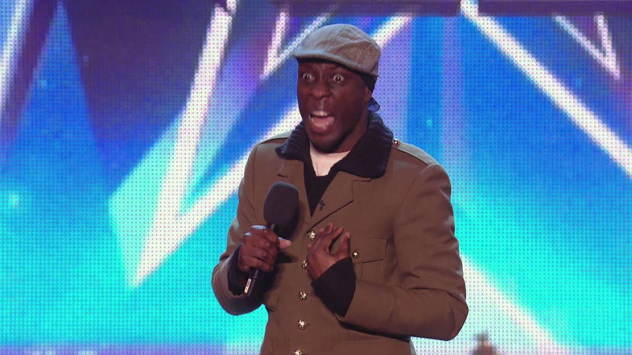 Toju is Ant and Dec's Golden Buzzer act | Britain's