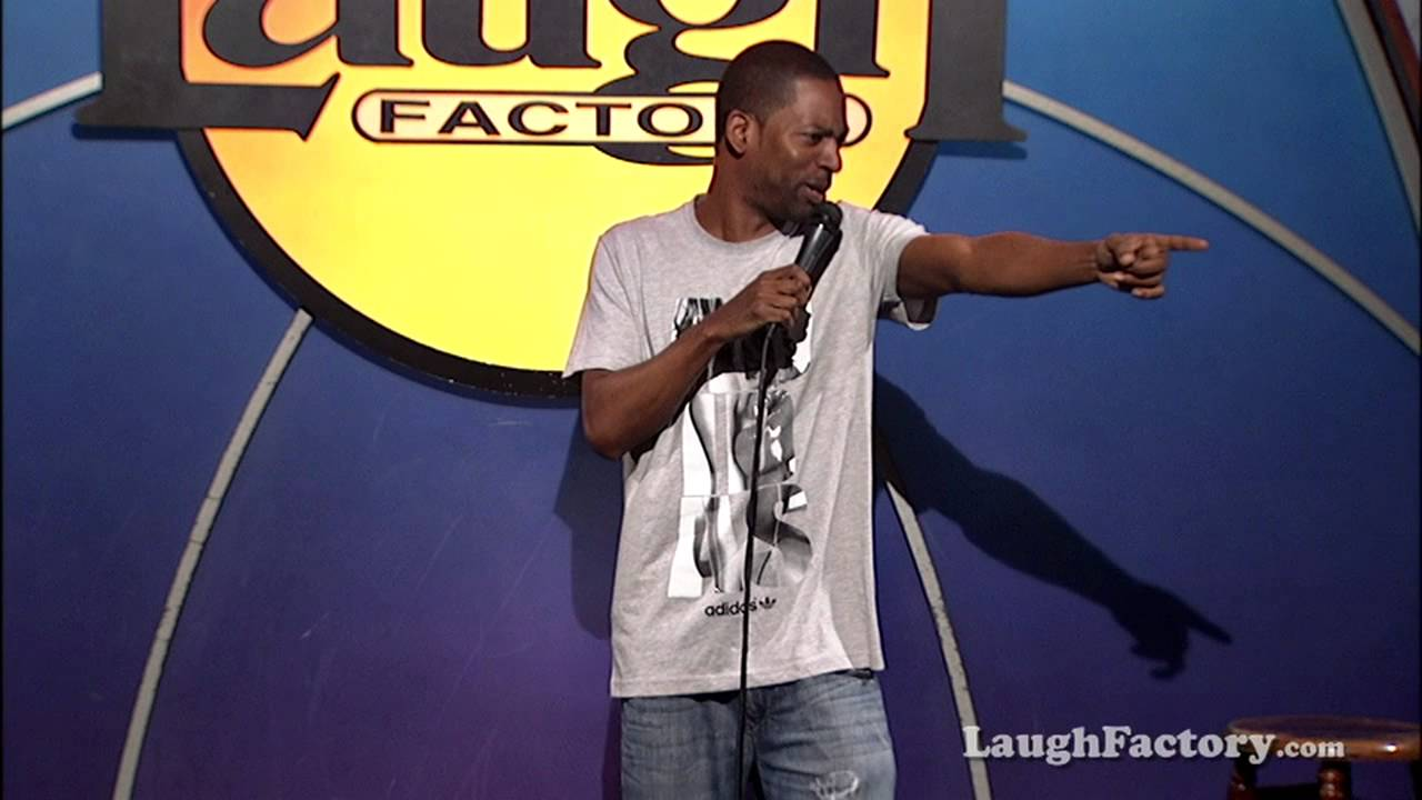 Tony Rock – Arguing With Black Girls (Stand Up Comedy)