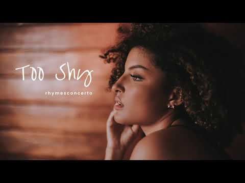 Too Shy | Neo-Soul Mix