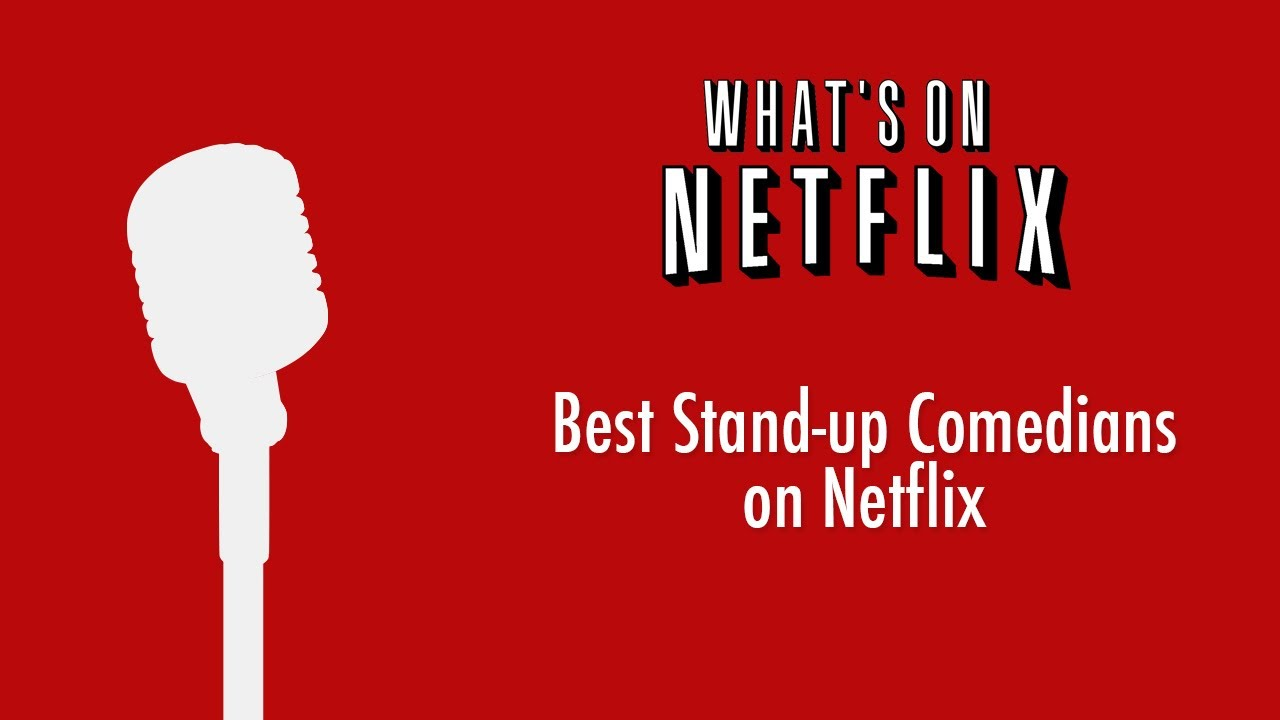 Top 5 British Stand-Up Comedians on Netflix
