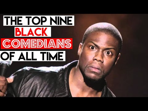 Top 9 black Comedians of All Time [MALE] NappyNetwork