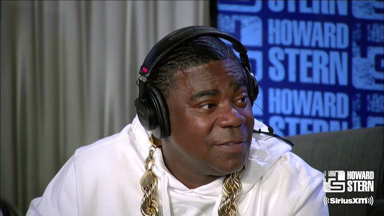 Tracy Morgan Answers: Who Is the All-Time Greatest Stand-Up Comedian?