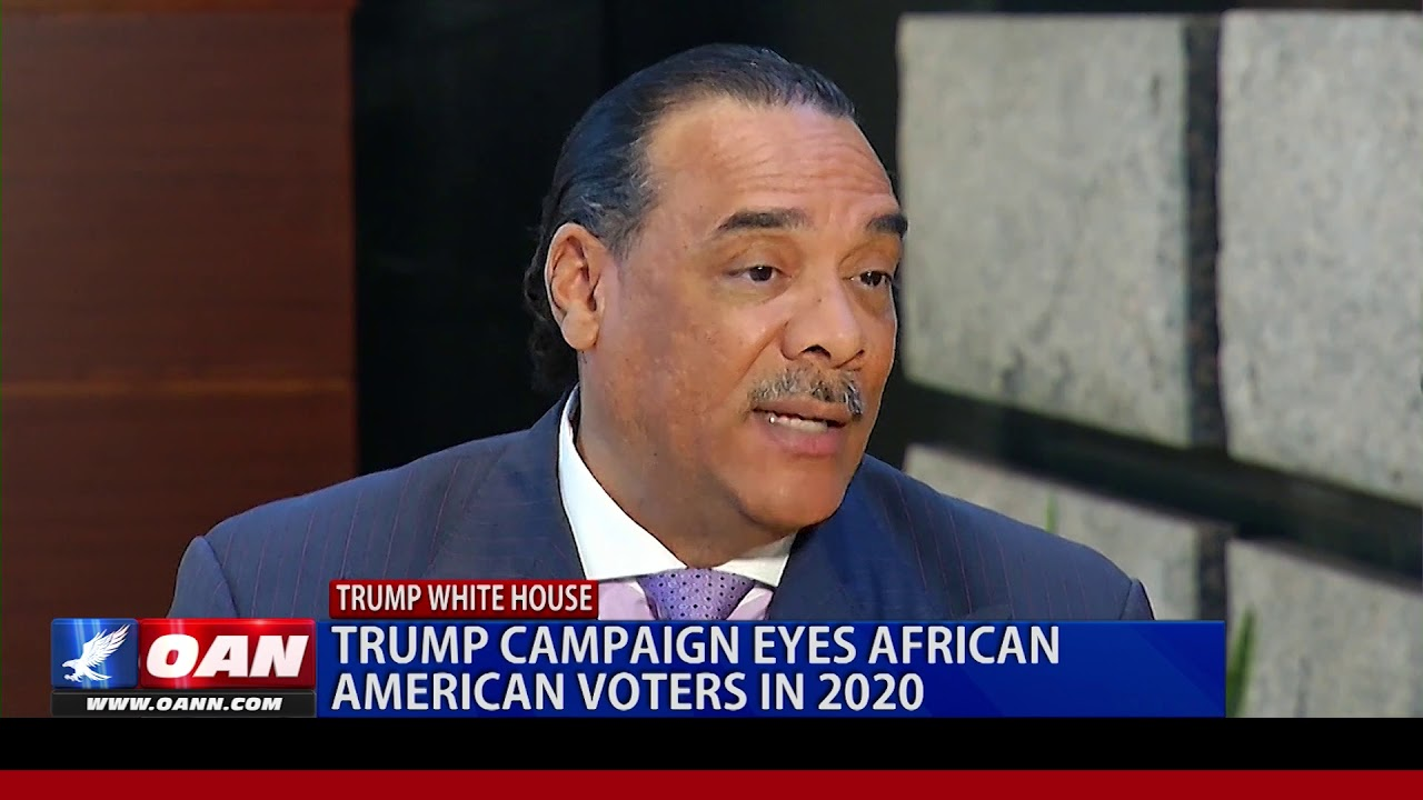 Trump campaign eyes African American voters in 2020
