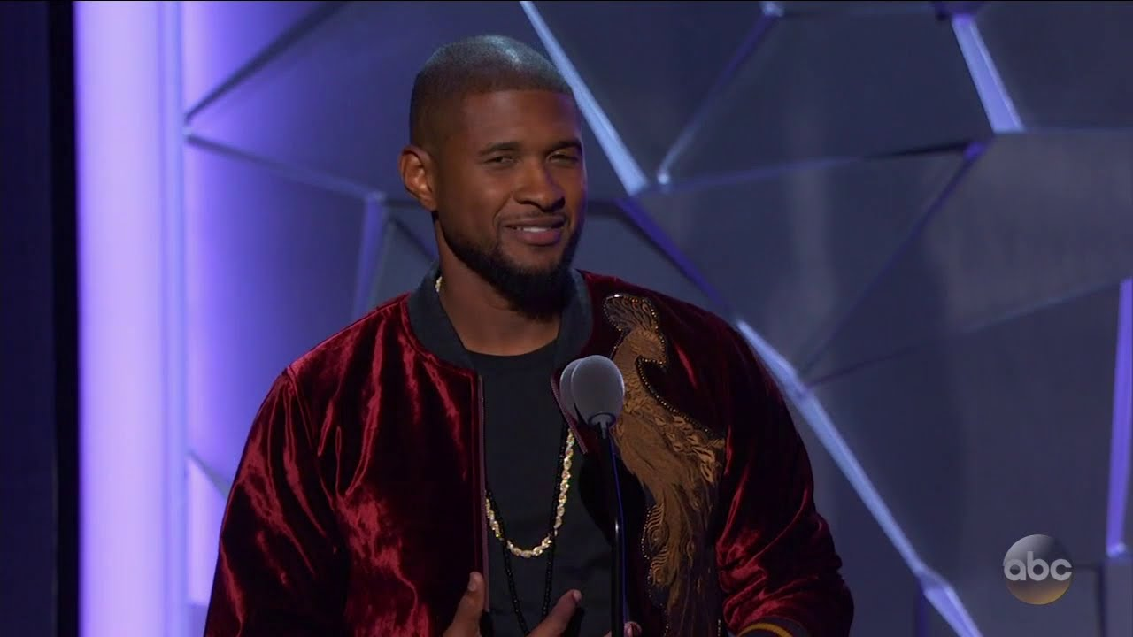 Usher introduces a tribute to Black athletes – Taking The