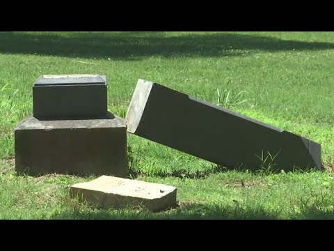 Vandalism at African American cemetery in Henderson Co. investigated