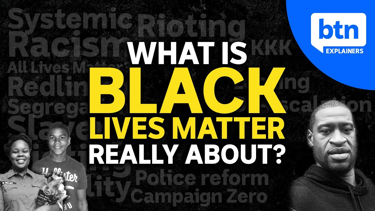 What is Black Lives Matter Really About? George Floyd, All