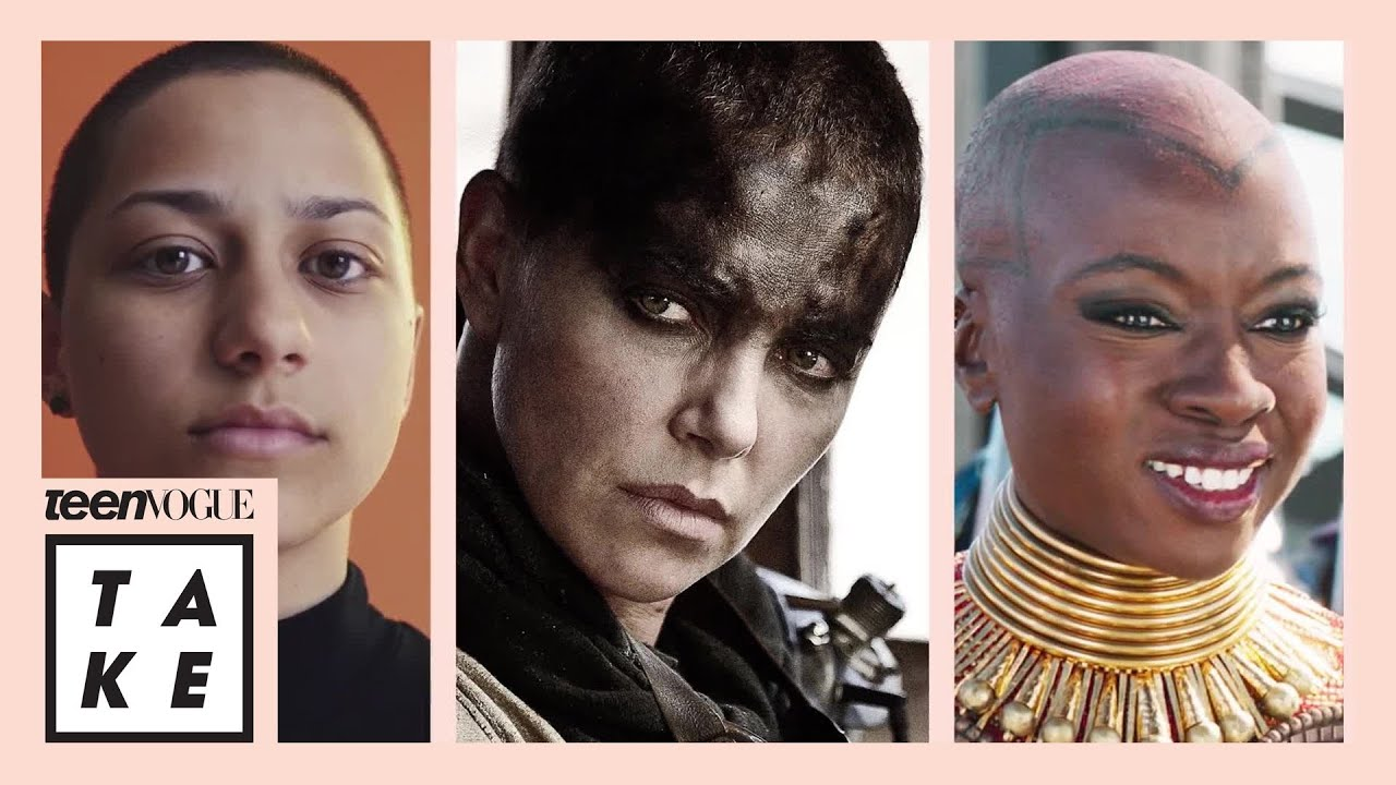 Why Are Women Shaving Their Heads? | Teen Vogue Take