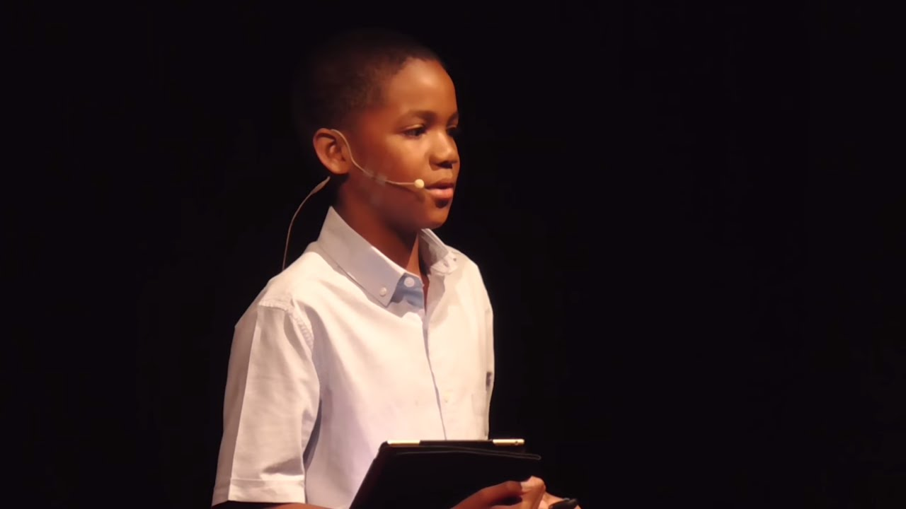 Why Black Lives Matter NOW   Ellis Fearon   TEDxYouth@AEL