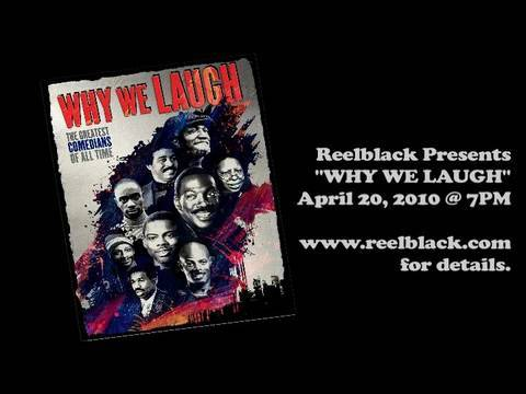 Why We Laugh – Black Comedians On Black Comedy (Out