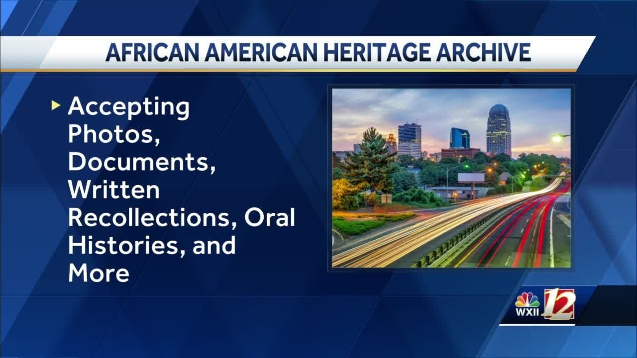 Winston-Salem African American Heritage Initiative accepting submissions for online archive