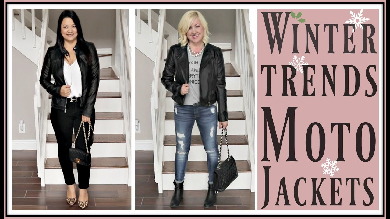 Winter Fashion Trends for Women Over 40 | How to