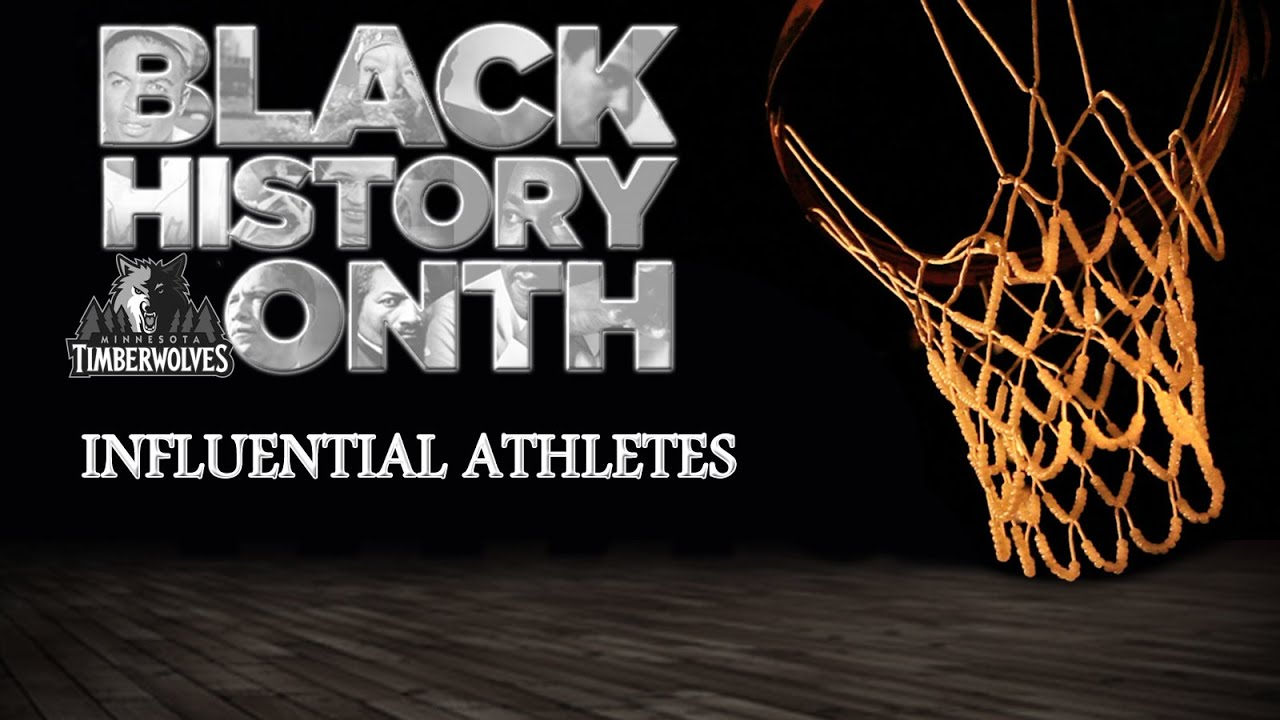 Wolves reflect on Black History Month: Influential Athletes