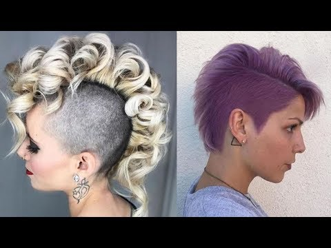Women's Hair Tutorial: How to Cut and Style an Undercut
