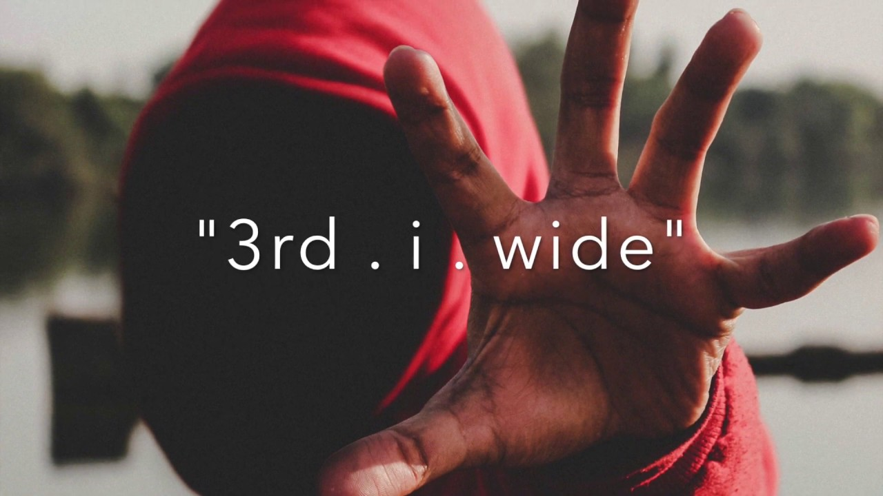 """""""3rd . i . wide"""" [Neosoul, Hiphop and Jazz] –"""
