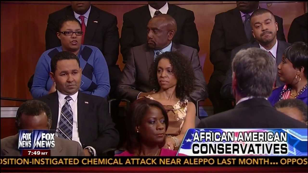"""""""Hannity"""" Special On African American Conservatives – COMPLETE – 4-8-13"""