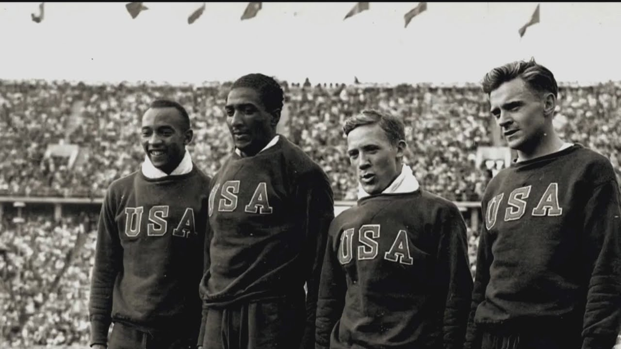 """Olympic Pride, American Prejudice"": How 18 Black Olympians Defied Jim"