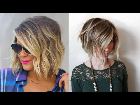 20 On-Trend Balayage Ombre Bob Short Hair Looks in 2018