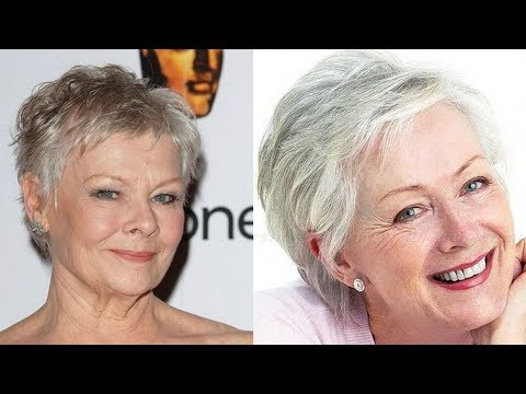 2018's Short Haircuts For Round Face Women Over 50