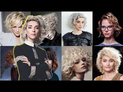 35 Different Versions of Curly Bob Hairstyle and Haircuts –