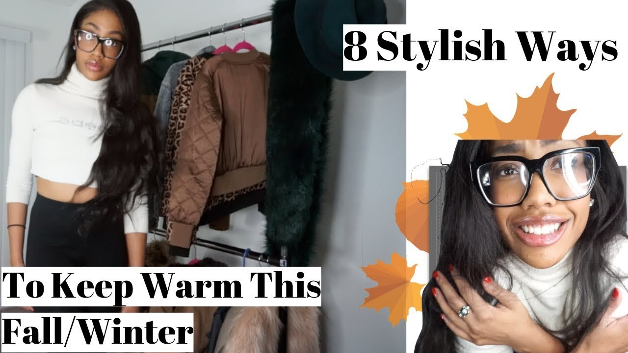 8 Fall/Winter Must Have Looks | Outerwear Must Have Styles