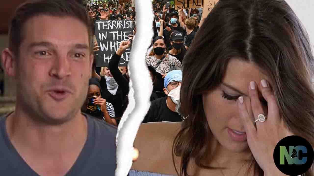 Becca Kufrin conflict with Yrigoyen over 'Black Lives Matter' movement,
