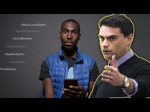 Ben Shapiro vs Black Lives Matter y Amigos….