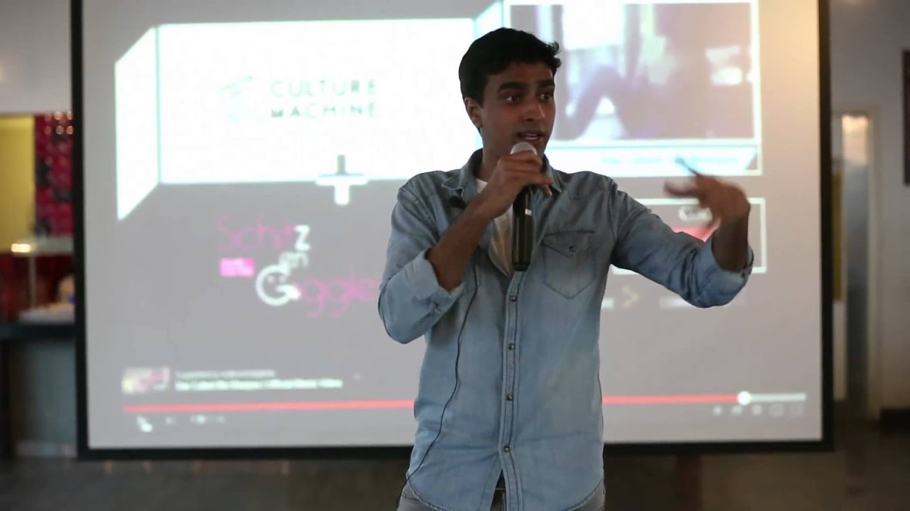 Bernbach Fridays – Session 2 with Stand-Up Comedian Varun Thakur