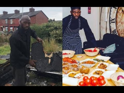 "Beyond Labels Ep 1 ""African food truck in Manchester gets"