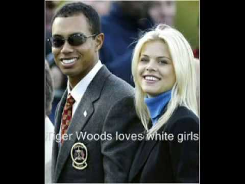 Black Athletes Can't Help But Love White Girls !