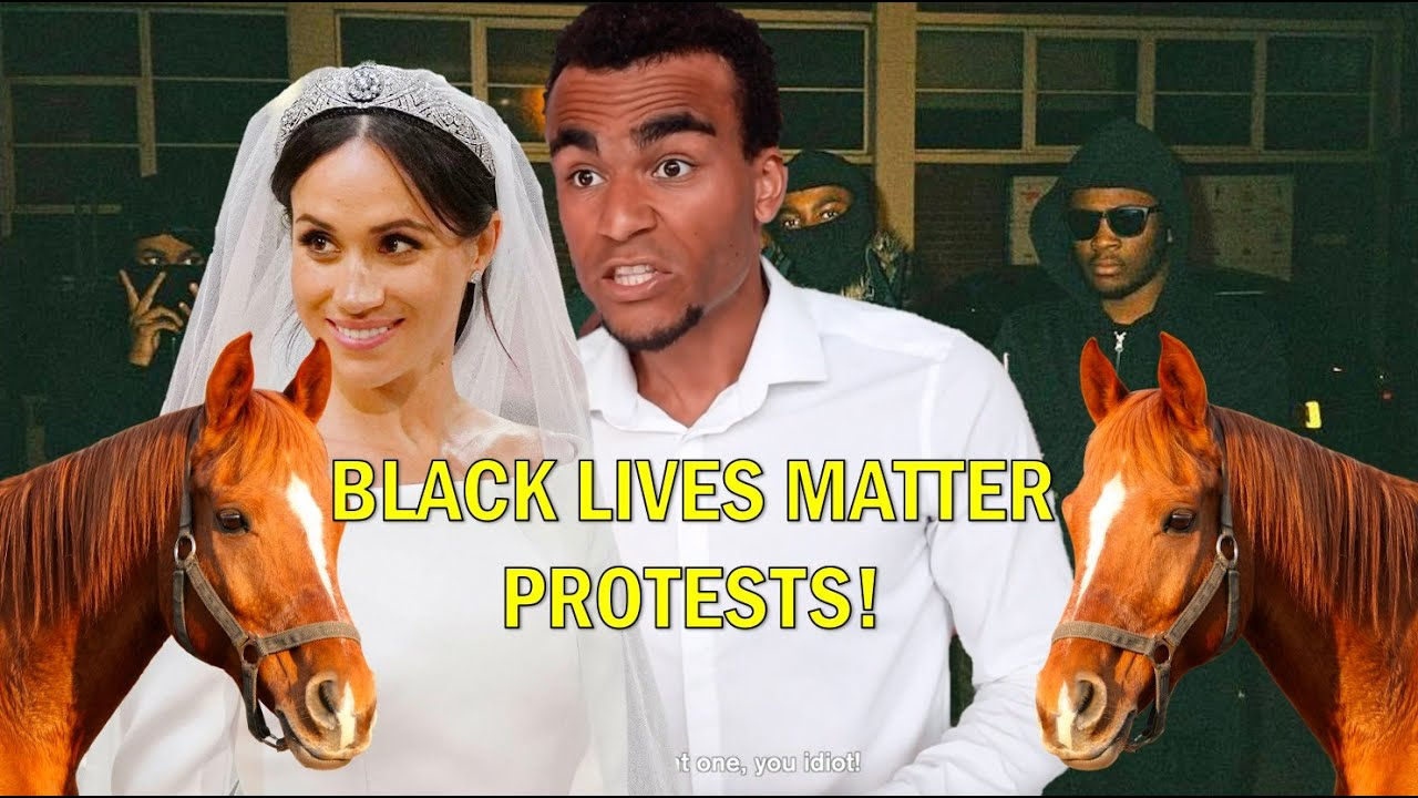 Black Lives Matter Protests (Barty Crease Reports)