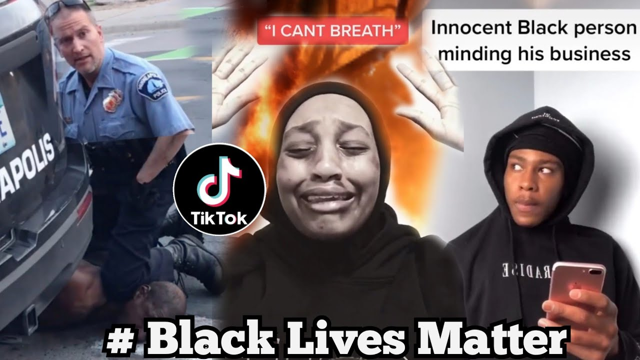 Black Lives Matter|| Tiktok Compilation