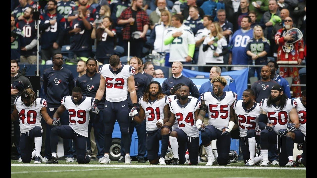 Bob McNair, other NFL owners demonstrate their true intent Controlling