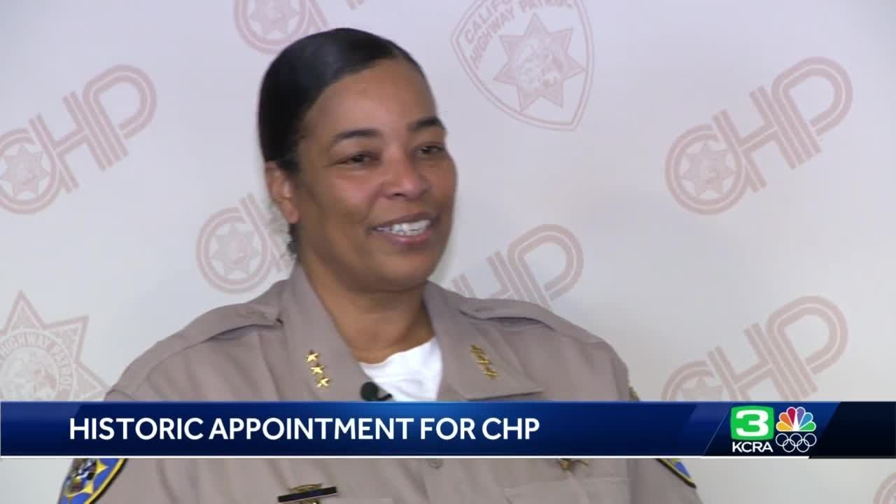 CHP names first African American woman as deputy commissioner