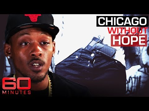Chicago's gang war: a crisis like no other   60