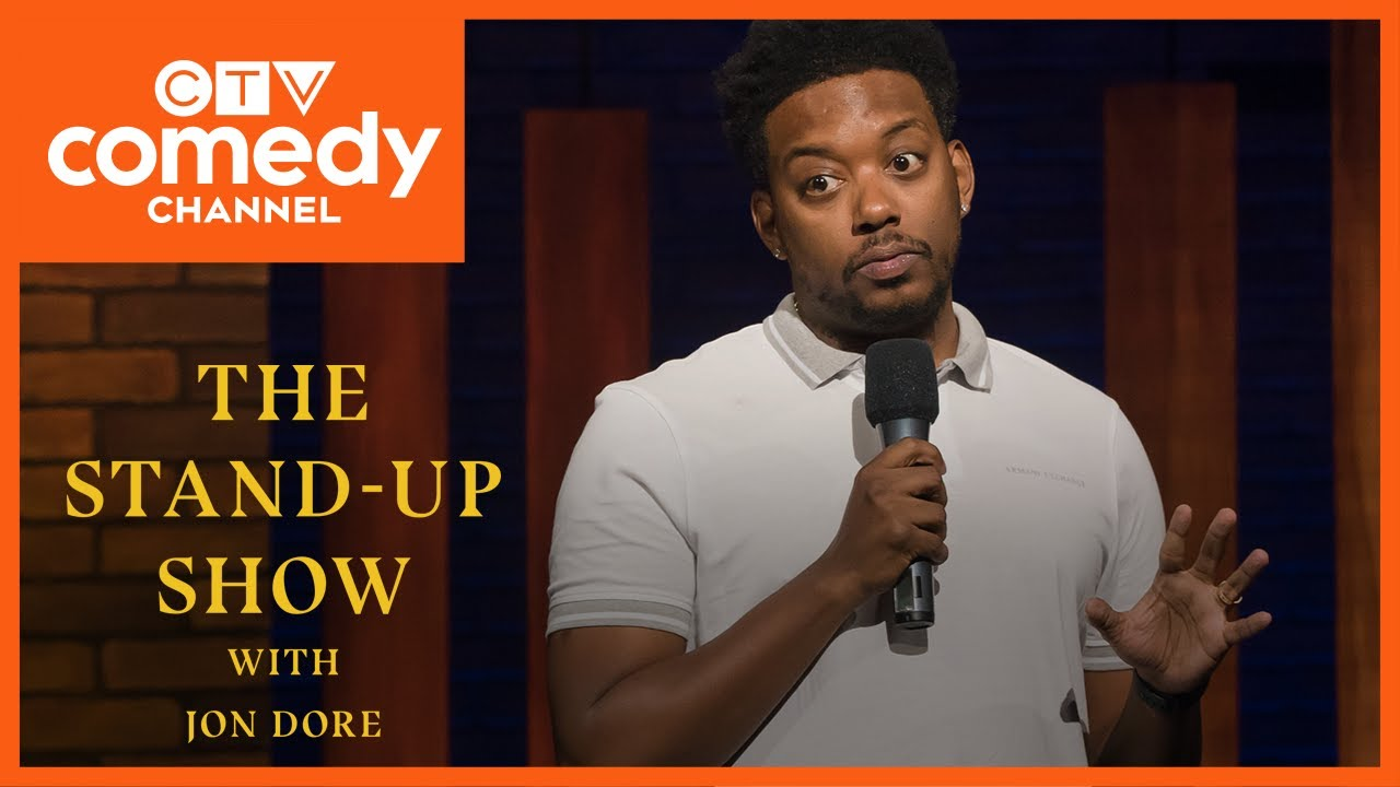 Comedian CP – White Relationships | The Stand-Up Show with