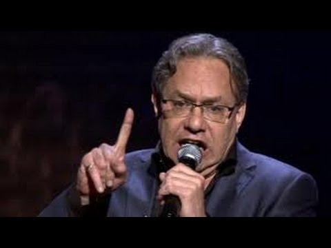 Comedian Lewis Black on the Allan Handelman Show
