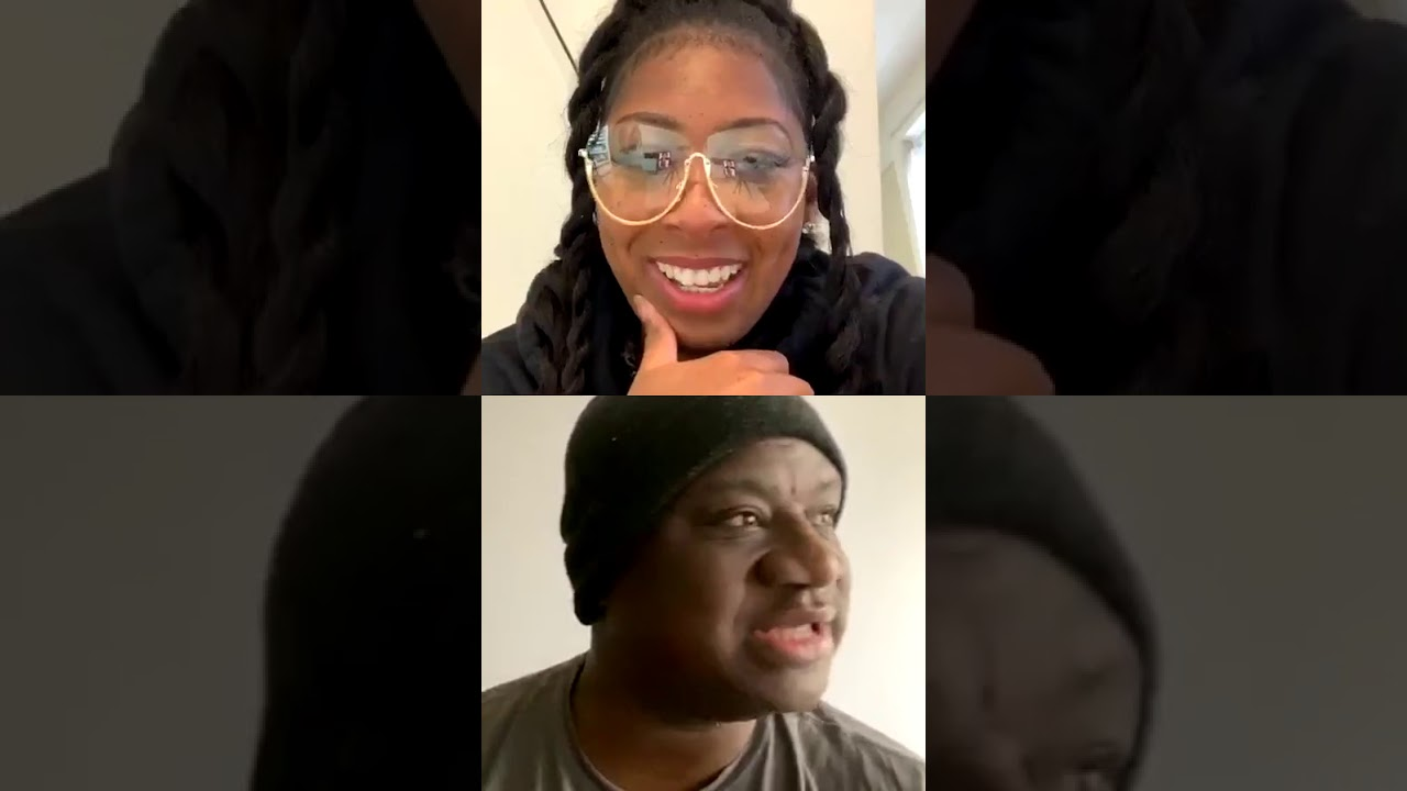 Comedian Trixx {@comediantrixx} joins us on LIVE on being a
