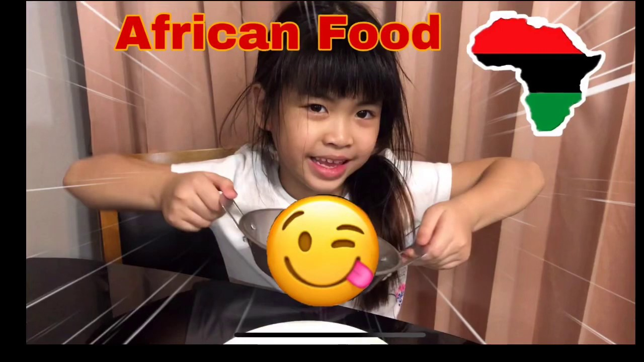 Cooking class : African food