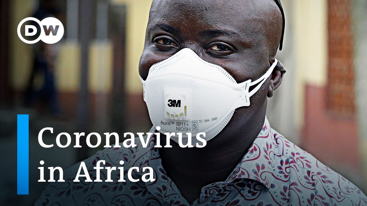 Coronavirus: Many African countries still without testing equipment   DW