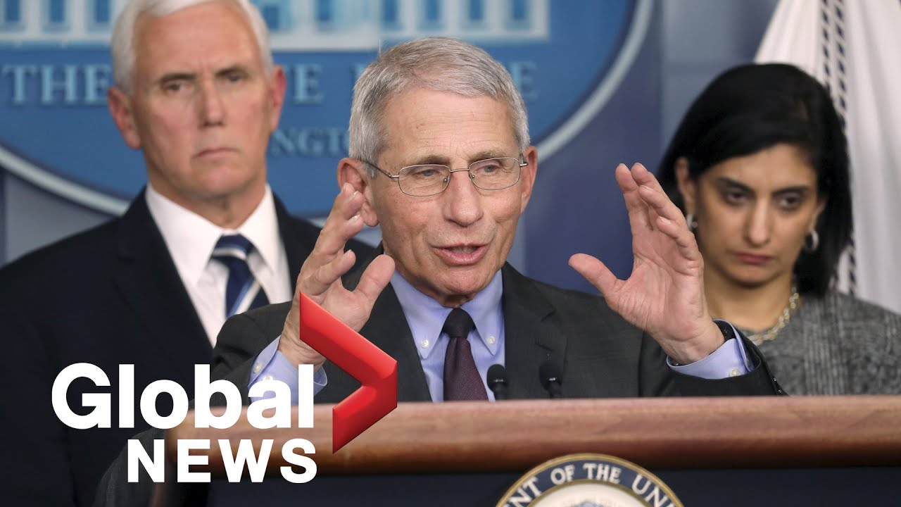 Coronavirus outbreak: Dr. Anthony Fauci updates House committee on COVID-19