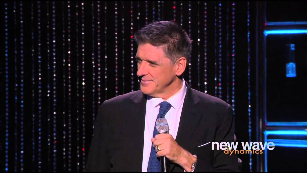 Craig Ferguson Stand Up Comedian Act 3