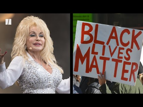 Dolly Parton Supports Black Lives Matter