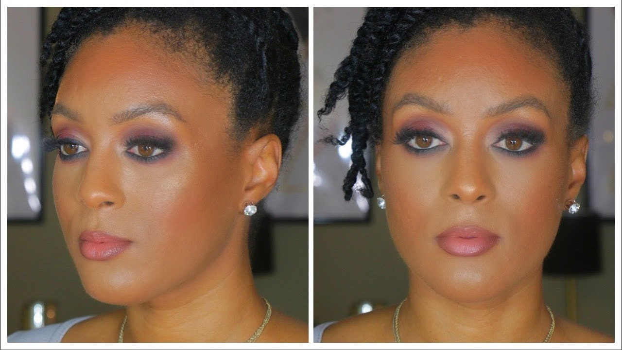 Drugstore Makeup Tutorial/Smokey Eye Makeup/Fall Makeup